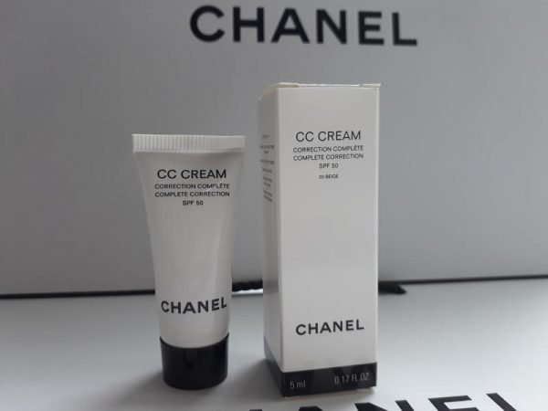 CC Cream Chanel Complete Correction