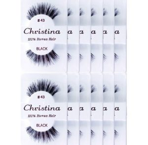 3. Christina Eyelash Extensions