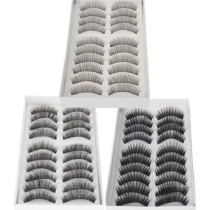 8. Nails Gaga False Eyelashes